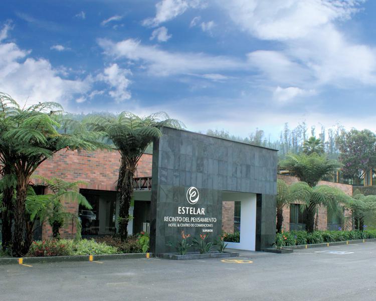 FACHADA ESTELAR Recinto del Pensamiento Hotel & Centro de Convenciones
